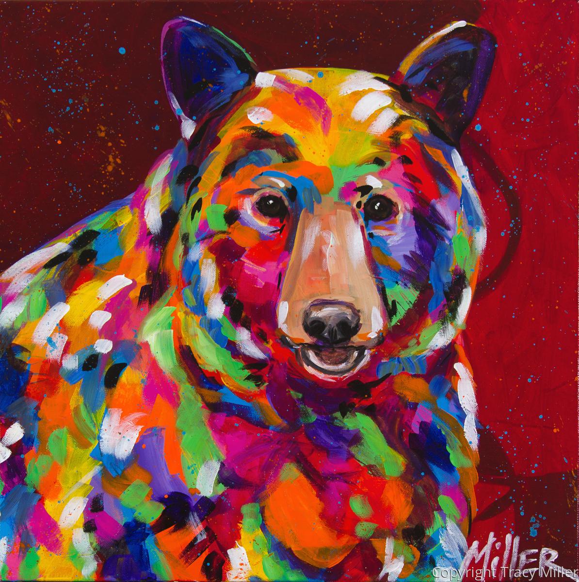 Bear Smile (large view)