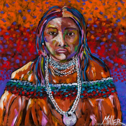 Hattie Tom, Apache (large view)