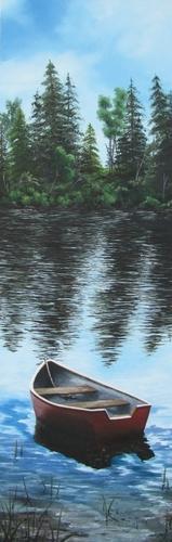 Adrift on the Lake