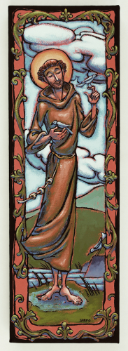 Saint Francis and the Freshening Breeze