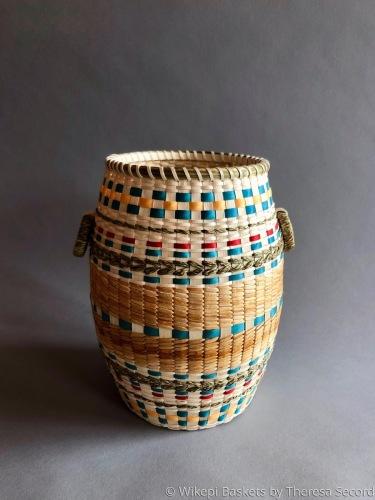 Untitled by Wikepi Baskets