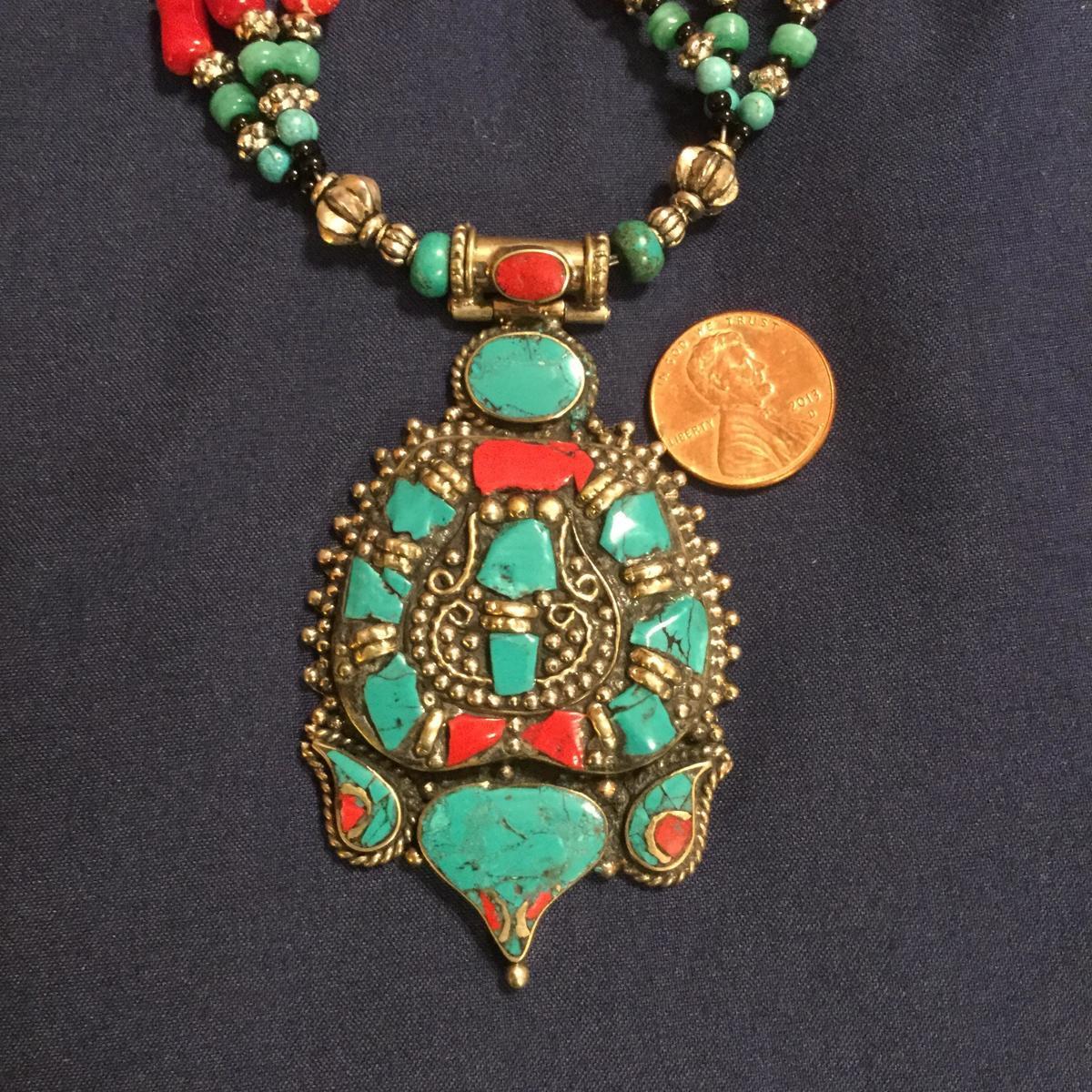 #37 Kathmandu Necklace (large view)