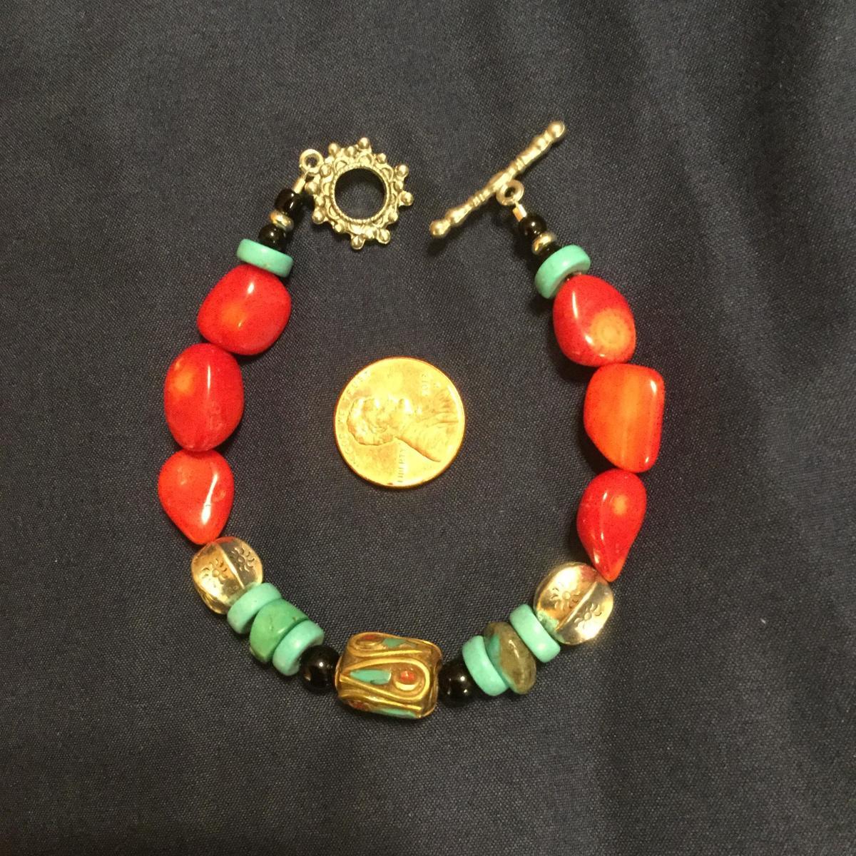 #159 Kathmandu Bracelet (large view)