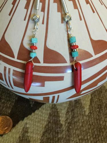 #448 Southwest Traditions Earrings