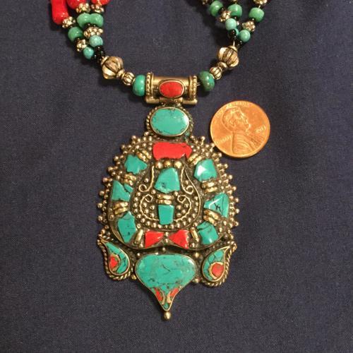 #37 Kathmandu Necklace