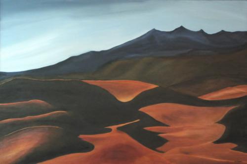 Dunes by Tom Stevens Fine Art