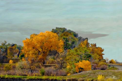 Colorado Fall