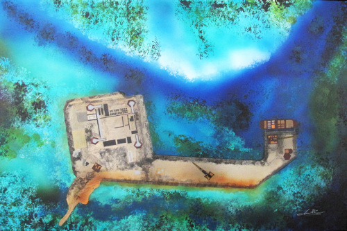 Spratly & Hughs by Tom Stevens Fine Art