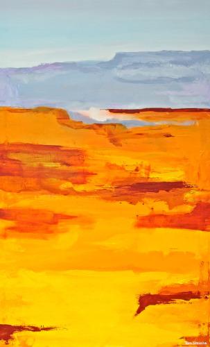 Desert View by Tom Stevens Fine Art