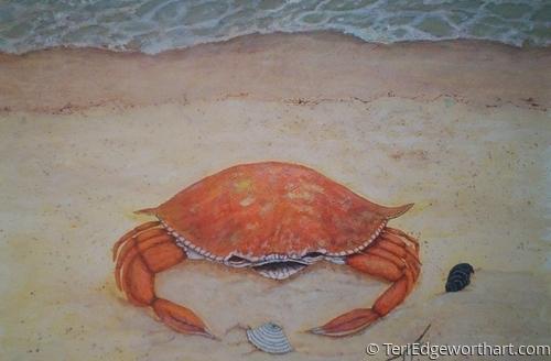 """""""A Little Crabby"""""""