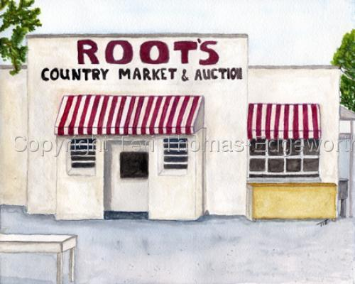 Root's Office