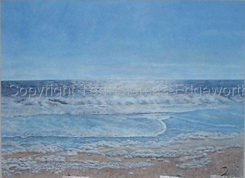 """Winter Beach"""
