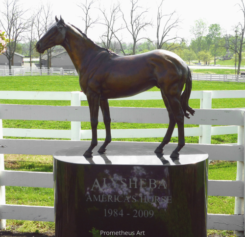 Alysheba Memorial
