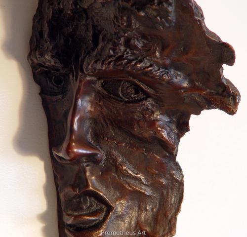 Pan (Detail)
