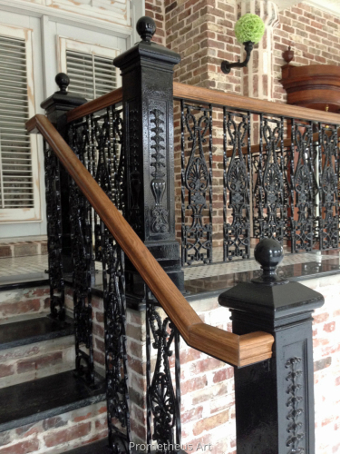 Custom Railing & Restoration