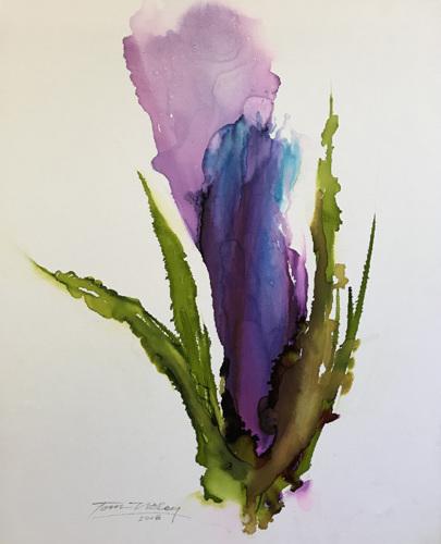 Purple Flower #2