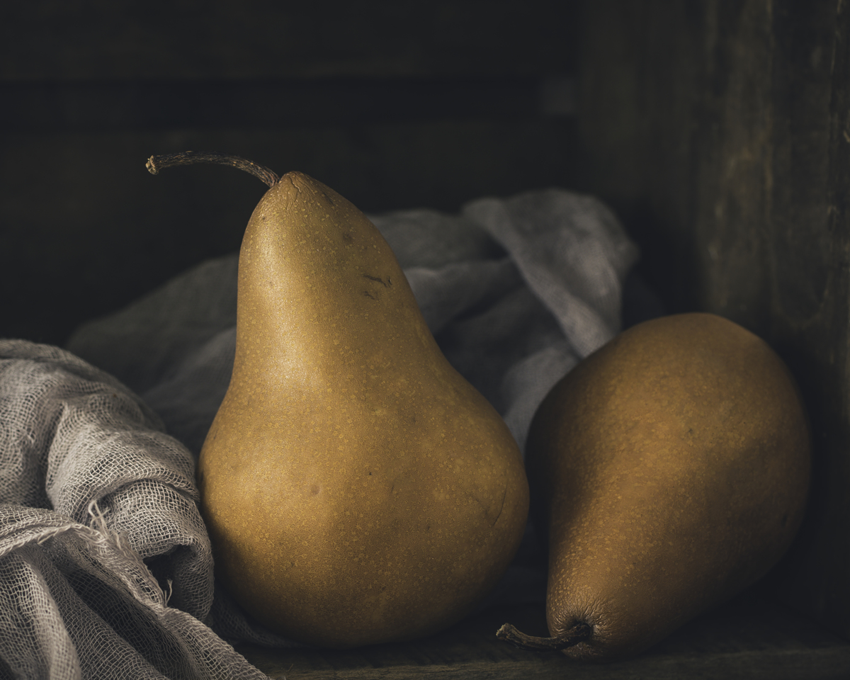 A Pair Of Pears (large view)
