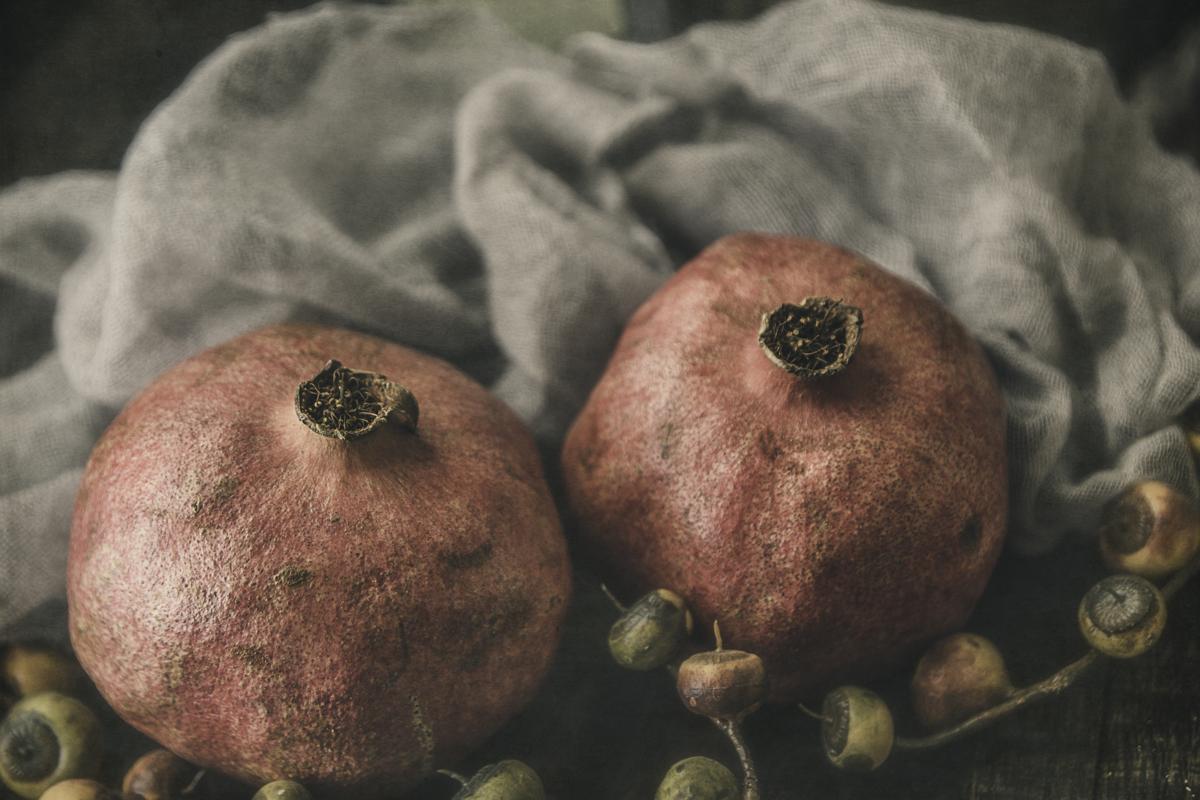 Pomegranate Still Life 2 (large view)