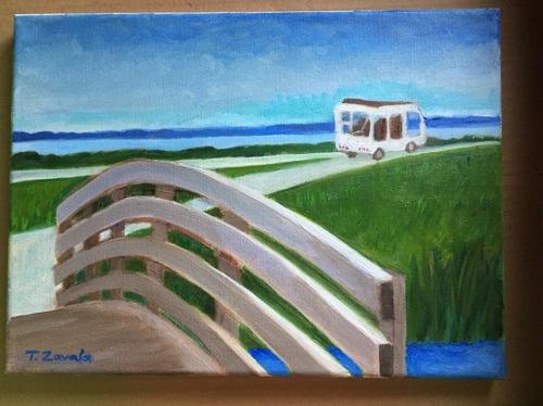 Bridge and Cart