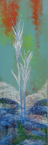 TWO ICE LILIES
