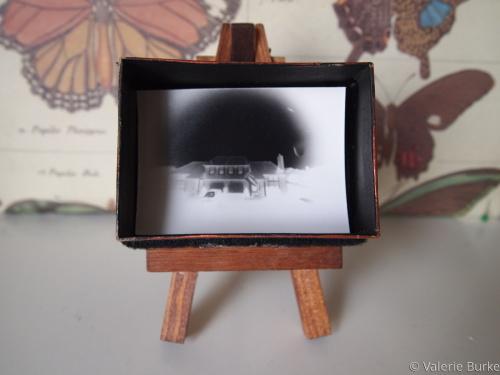 Jewelry Box Pinhole Camera