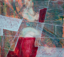 Painting--Acrylic-AbstractAlaskan Poem (2 of 3)