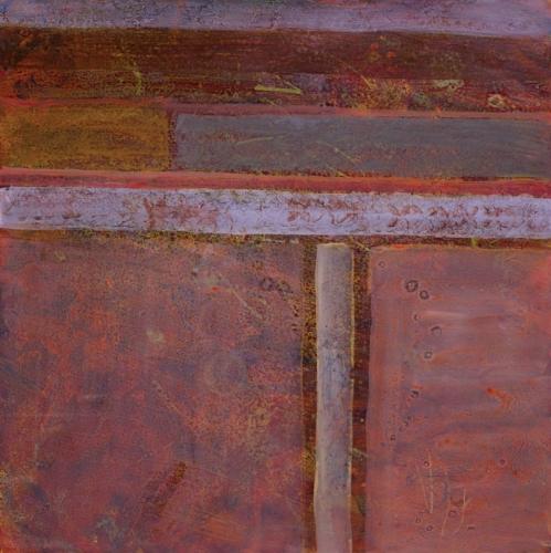 Stones and Ashes: Fresco II