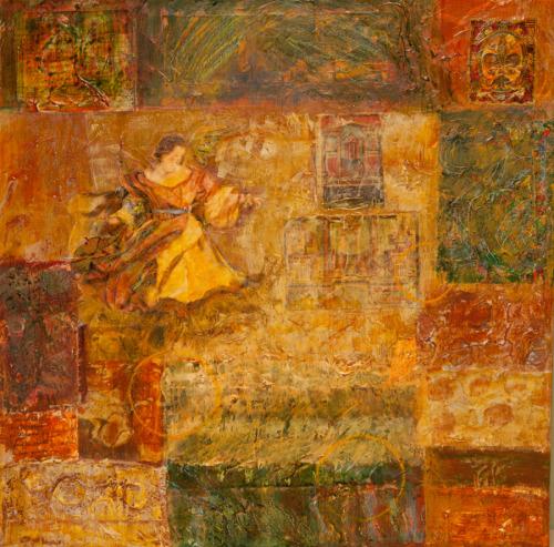 Angel Fresco (large view)