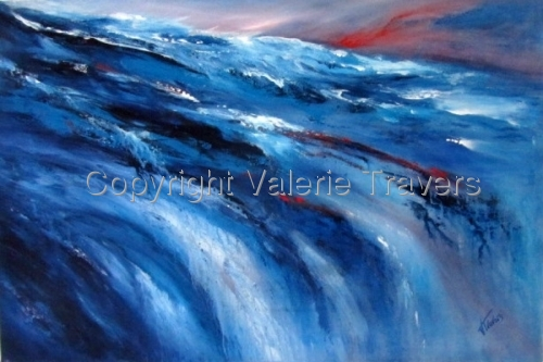 Tidal Surge by Valerie Travers