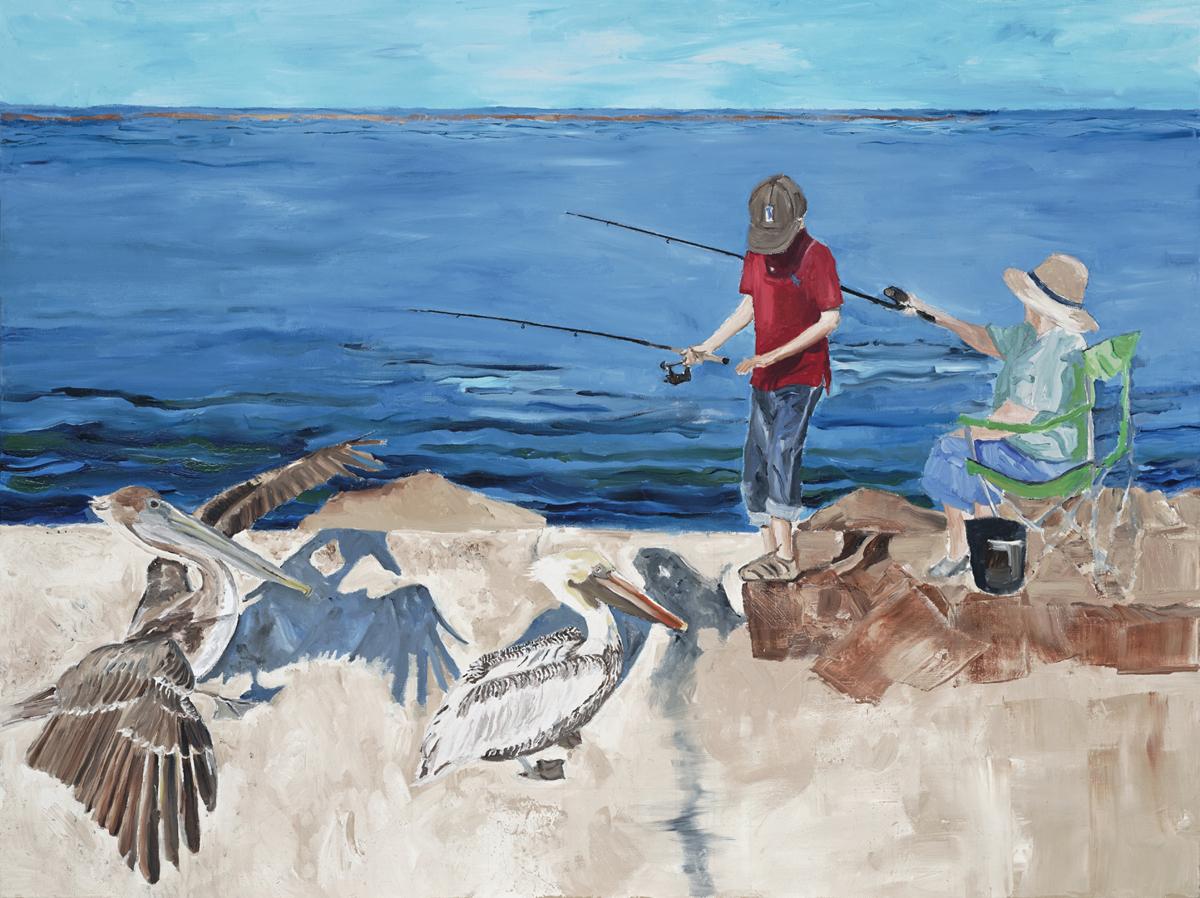 Jetty Fishing (large view)