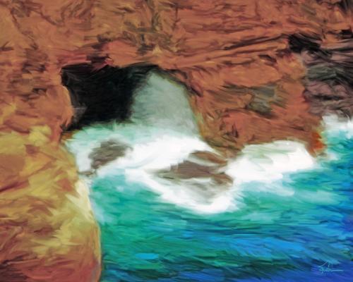 A Cave On the Coast