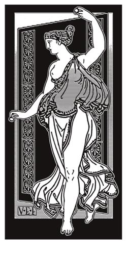 A Dancer of Antioch