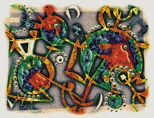 A Clockwork Mackerel