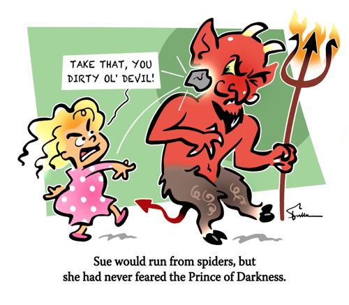 Dirty Ol' Devil