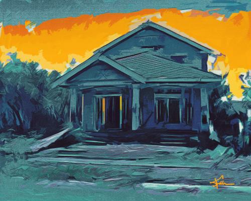 Empty, Hurricane Katrina Series