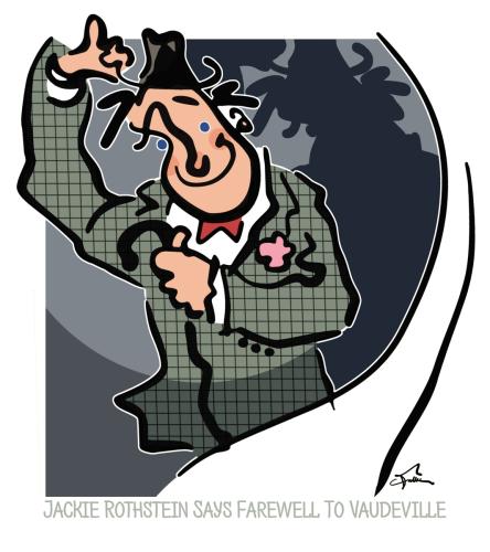 Jackie Rothstein Says Farewell To Vaudeville