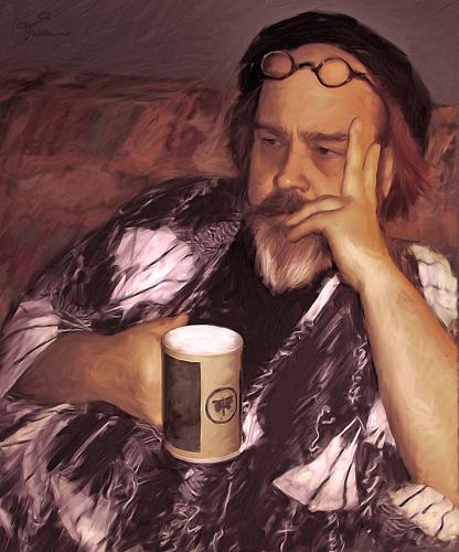 Kimono and Coffee
