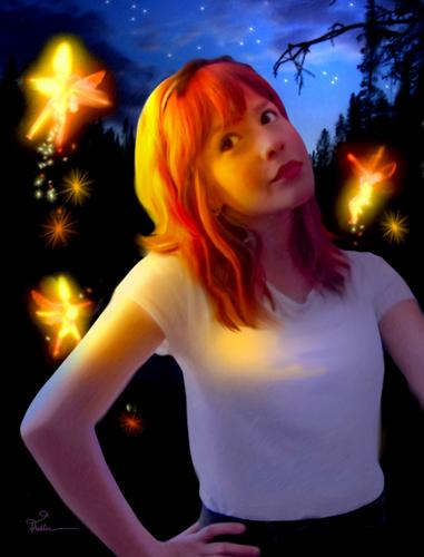 Marci Among the Fairies
