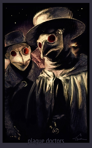 Plague Doctors III