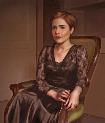 Portrait of Ms. Marci Lopez