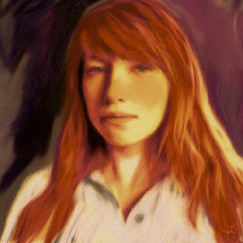 Portrait of Verronica