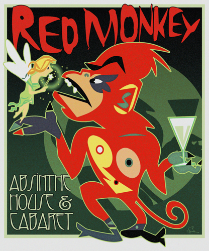 Red Monkey Absinthe House and Cabaret