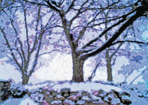 Ypsilanti In Winter