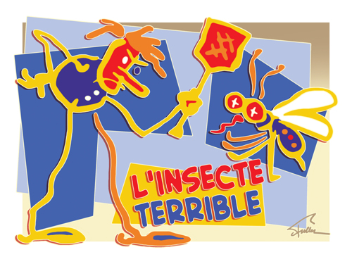 L'Insecte Terrible