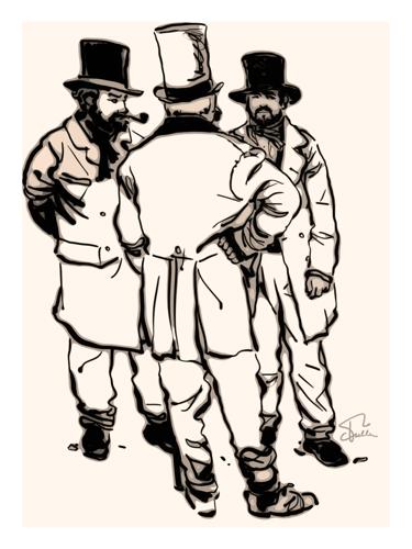 Victorian Laborers