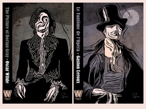 Two Book Jackets