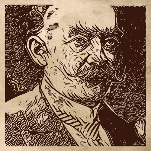 Portrait Of a Gentleman, 1908