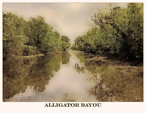 Alligator Bayou, v2