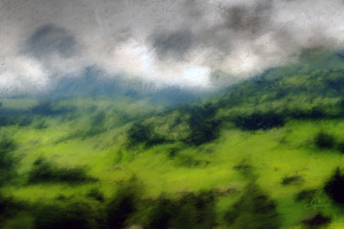 The Misty Hills