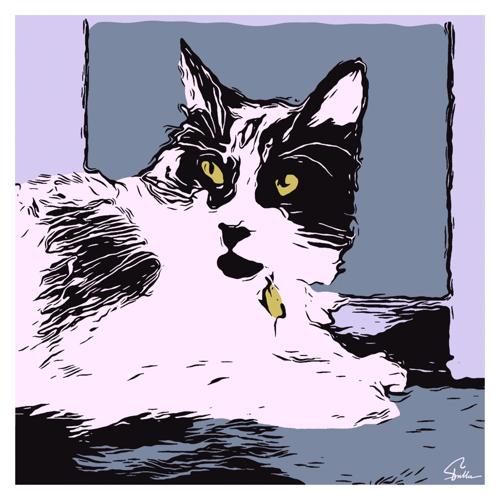 Carley's Cat, v2